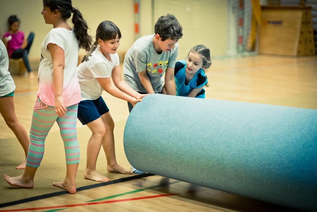 akrobatyka dla dzieci pruszków